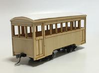 新シリーズ・Oナローの木製車両キットのご案内です - 城東電軌製品情報