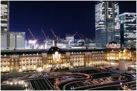 5年前の東京駅 - コバチャンのBLOG