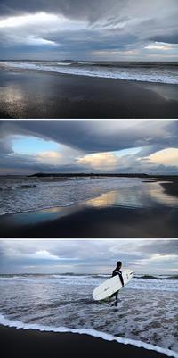 2018/03/16(FRI) 雲の流れが速い朝です。 - SURF RESEARCH