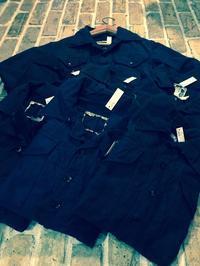 1940's British Royal Navy Working Dress Blouses!!! + お知らせ!(T.W.) - magnets vintage clothing コダワリがある大人の為に。