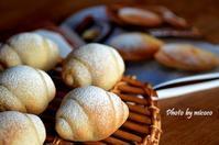 豆乳ロール・パン - 森の中でパンを楽しむ
