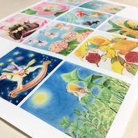 私がパステル和アートに魅せられた理由 - アトリエ絵くぼの創作日誌