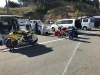 朝練2018年2回目 - バイク乗りのブロガー