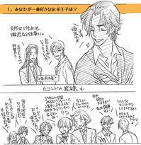 「紅茶王子なんでもランキング」締め切り間近!① - 山田南平Blog