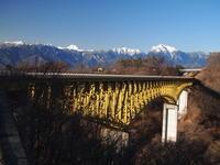 山が美しい朝 - 八ヶ岳 革 ときどき くるみ