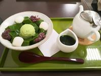 茶寮銀座清月堂(御徒町) - OL食べ歩き☆DiaryⅡ