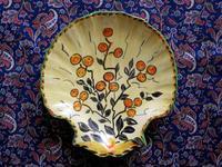 ロイヤル・ドルトンの貝型の小皿 -  Der Liebling ~蚤の市フリークの雑貨手帖2冊目~