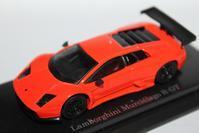 1/64 Kyosho OEM Lamborghini Murcielago R-GT - 1/87 SCHUCO & 1/64 KYOSHO ミニカーコレクション byまさーる