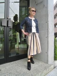 スカートコーディネート・・・ - BON-GOUT  blog