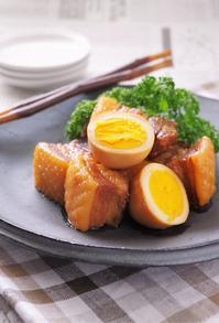 圧力鍋で作る!豚肉の味噌角煮 - cafeごはん。ときどきおやつ