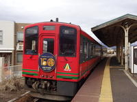 早春の会津鉄道で東京往復 - 漆器もある生活