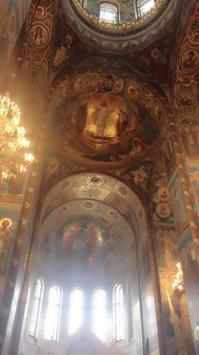 サンクトペテルブルクにて、 - 魔女はやんちゃなバレリーナ