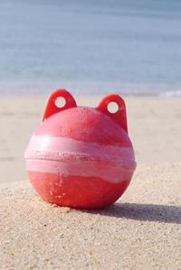 カエル浮きも春色! - Beachcomber's Logbook