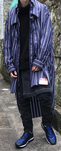 BLUE×BLACK - メンズファッション塾-ネクステージ-