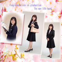 卒業&入学 - 中山写真館のブログです。