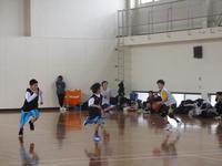 20180318_練習試合 - 日出ミニバスケットボール