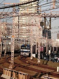 藤田八束の鉄道写真@貨物列車「桃太郎」を追っかけて・・・可愛い桃太郎 - 藤田八束の日記