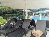 シャングリラ マクタン リゾート&スパ のプール - 旅はコラージュ。~心に残る旅のつくり方~