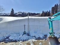 積雪はまだ170センチも! - 浦佐地域づくり協議会のブログ