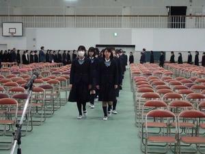 京都聖母学院中学校第67回卒業証書授与式、明日です。 - seibolife