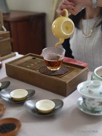 3月のお楽しみの中国茶 - お茶をどうぞ♪