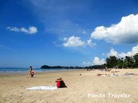 ランタ島4日目!真っ青な空と海&サンセット&イサーン飯ナイト✩ - 酒飲みパンダの貧乏旅行記 第二章