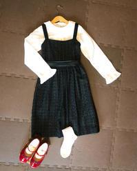 娘の卒園式の手作りドレス - Work-life with Children