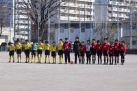 【6年生】コスモスさんとラストマッチ - 大宮春岡FCスポーツ少年団☆★Game&TM★☆&etc