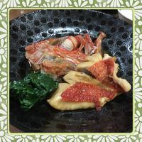 金目鯛の煮つけ(レシピ付) - kajuの■今日のお料理・簡単レシピ■