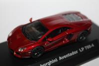 1/64 Kyosho OEM Lamborghini Aventador LP 700-4 #1 - 1/87 SCHUCO & 1/64 KYOSHO ミニカーコレクション byまさーる
