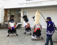 彼岸獅子で春の訪れを感じました(^^) - 坂本これくしょん 公式ブログ | SAKAMOTO COLLECTION BLOG