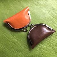 今度はヌメ革で登場(^_^) - 布と木と革FHMO-DESIGNS(エフエッチエムオーデザインズ)Favorite Hand Made Original Designs
