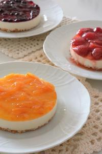 レアチーズケーキ - ~遠く 遠く~ chiba