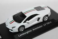 1/64 Kyosho OEM Lamborghini Aventador LP 700-4 #2 - 1/87 SCHUCO & 1/64 KYOSHO ミニカーコレクション byまさーる