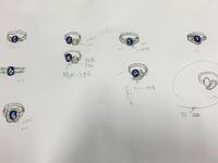 サファイヤのリング - キラキラ✨おばさんのシルバー日記