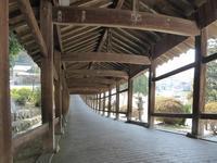吉備津神社の長~い長~い回廊を歩いてきた♪青春18きっぷの旅 - ルソイの半バックパッカー旅