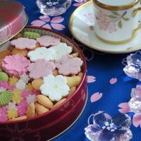 桜のティータイムとアンティークマーケットの戦利品♪ - アンティークな小物たち ~My Precious Antiques~