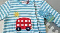 Frugi(フルーギ)のオーガニックコットンのベビー服☆ - ドイツより、素敵なものに囲まれて②