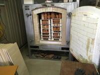 素焼きの窯出し~釉薬掛け - 週末陶芸家 フジサキウサジ