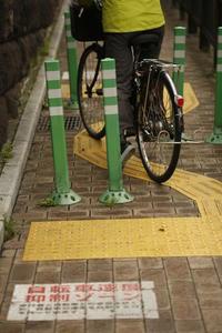 自転車速度抑制ゾーンは勝手、悪そう - 設計事務所 arkilab
