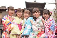 着物で京都散策♯8 - あ お そ ら 写 真 社
