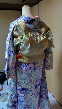 3月21日のお教室。。。 - 佐賀県鳥栖市 向日葵和装☆着付け教室☆ 出張着付