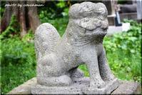 癒しの狛犬 - 北海道photo一撮り旅