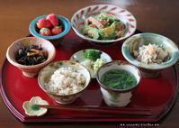 気の利くアプリ ✿ ひとりランチ(๑¯﹃¯๑)♪ - **  mana's Kitchen **