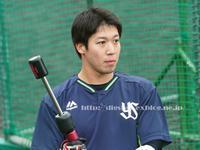 山田哲人選手、2018浦添キャンプその6 - Out of focus ~Baseballフォトブログ~ 2019年終了