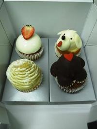 フェアリーケーキフェアー@東京駅 - e-cake 開業からの・・その後~山梨県甲州市のカップケーキ屋「e-cake」ができるまで since 2010.1.~
