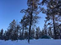 サーリセルカ ⑦ - フィンランドでも筆無精