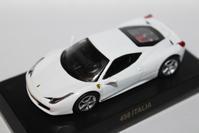 1/64 Kyosho Ferrari CHINA OEM 458 ITALIA - 1/87 SCHUCO & 1/64 KYOSHO ミニカーコレクション byまさーる