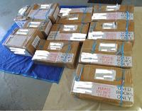 日本から海外へ発送した船便を極力税関で開封されず&搬送途中で紛失されずに無事に目的地まで運んでもらう方法について 更なる梱包の工夫編 前準備 - じゃポルスカ楽描帳
