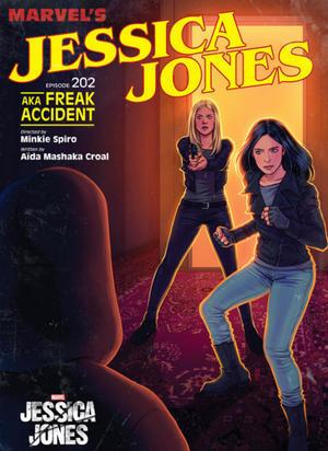 女性がスーパーヒーローの大人向けドラマ『ジェシカ・ジョーンズ』Jessica Jones - ニューヨークの遊び方
